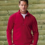 red work fleeces