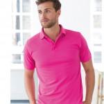 printed polo shirts