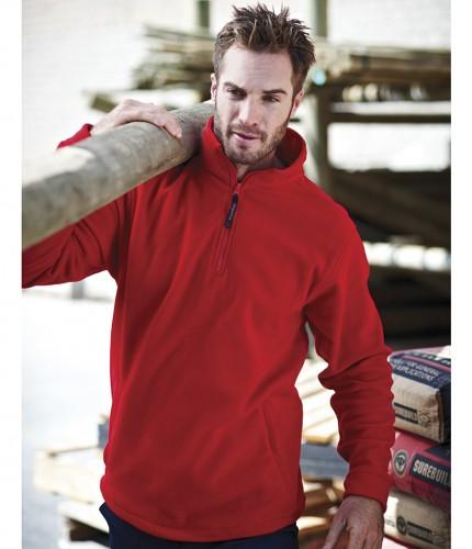 red work fleeces