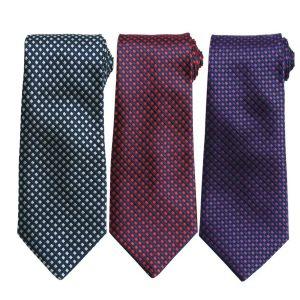Premier Dice Check Tie
