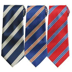 Premier Striped Tie