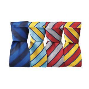 Premier Wide Stripe Tie
