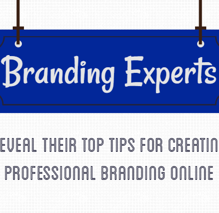 Branding experts banner